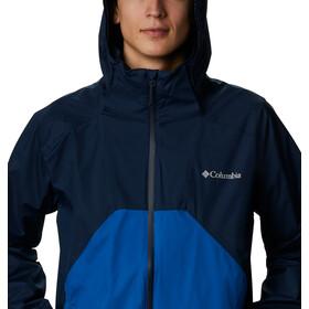 Columbia Rain Scape Chaqueta Hombre, azul